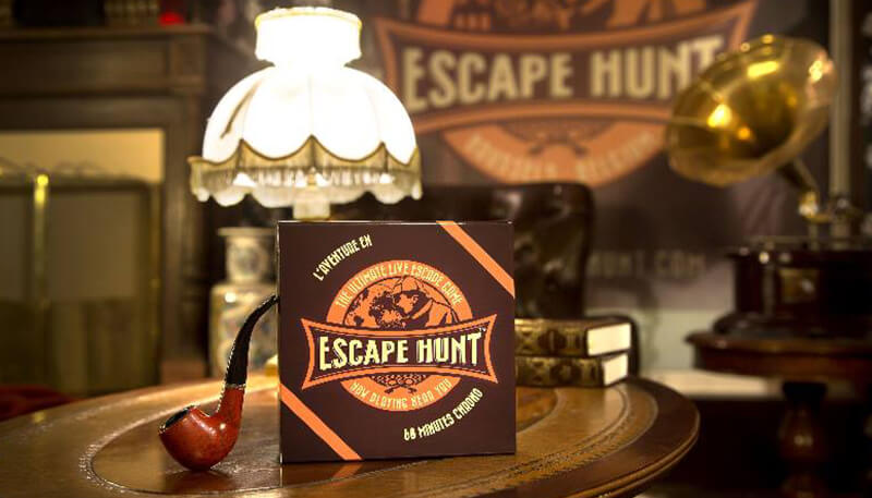 Photo principale Escape Hunt