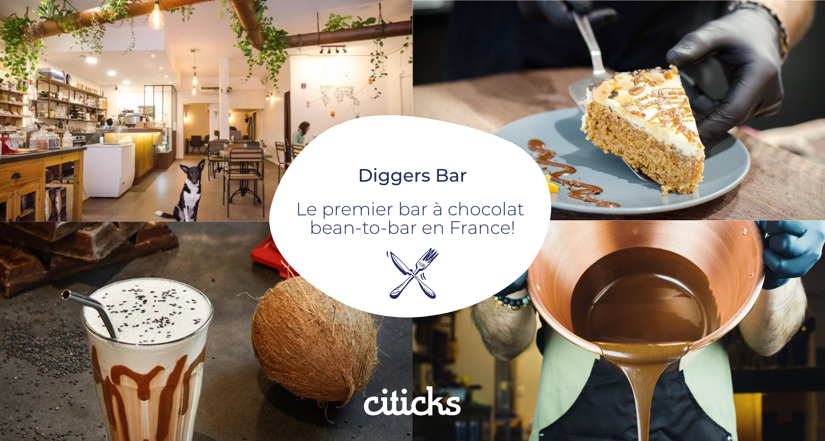 image DIGGERS : Le premier bar à chocolat bean-to-bar en France ! - LYON