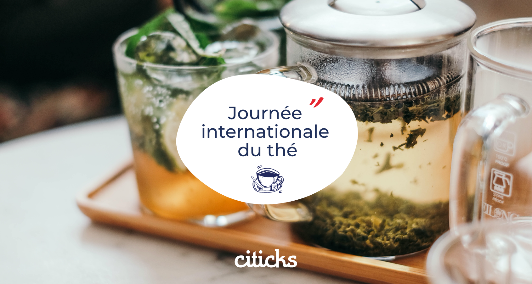 image Fête internationale du thé ! 🍵