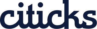 Logo Citicks dark
